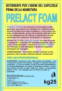 PRELACT FOAM