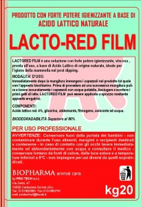 lactored etichetta